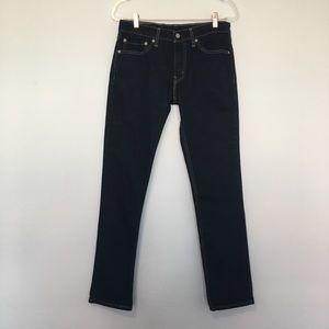 Levi's Dark Wash 511 Jeans- W 32 L 34